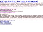 nri township sds plots, 9654435045, nri township sds plots yamuna expr