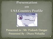presentation on economy of usa