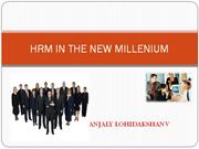 hrm in the new millenium