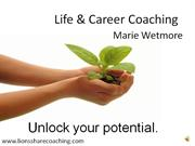 what is life and career coaching? a process to unlock your potential