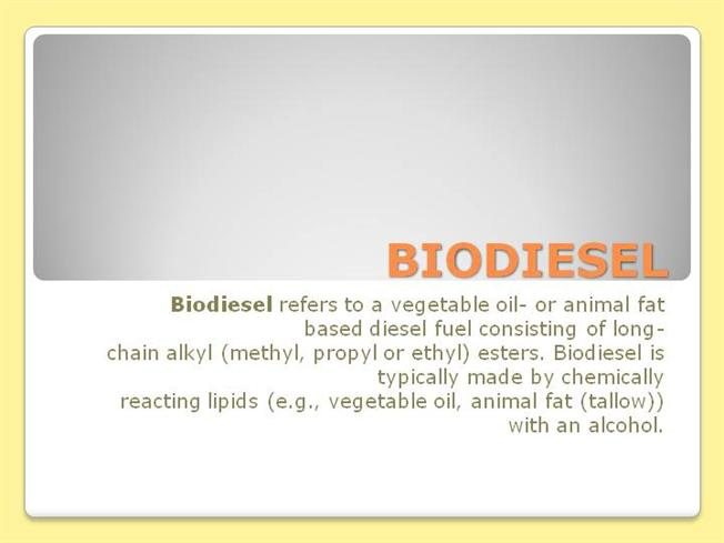 Biofuel powerpoint template, backgrounds & google slides id.