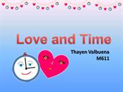 Love and Time Presentation