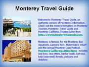 monterey california hotels,carmel california hotels