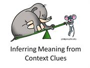 Context Clues - Inferences