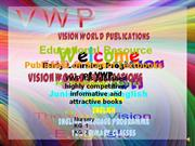 1.  Teaching The New Vision English