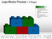 5 Stages Image Of Lego Blocks