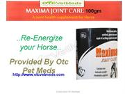 Cosequin Equine- Maxima Joint Care