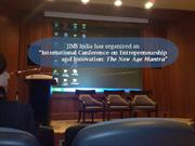 JIMS Organized an International Conference 2011