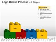 Lego Blocks With 2 Stages
