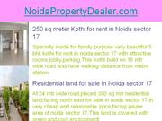 residential land for sale in noida sector 21