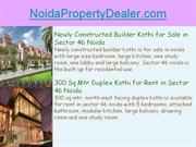 Residential Lands for Sale in Sector 46 Noida
