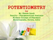 POTENTIOMETRY ppt