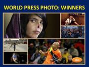 WORLD PRESS PHOTO: WINNERS