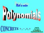 POLYNOMIAL 2005