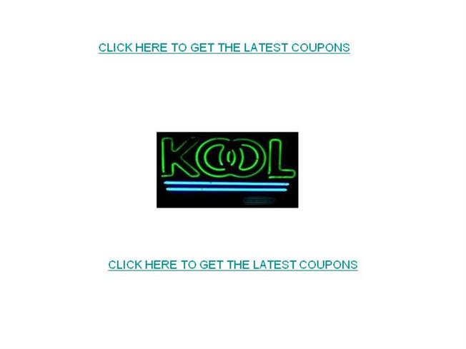 photograph about Printable Tobacco Coupons known as Kool Coupon codes-Absolutely free Printable Kool Coupon codes authorSTREAM