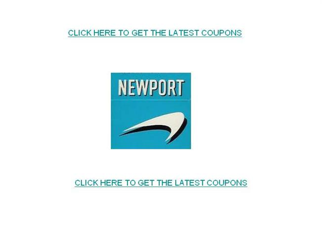 image relating to Newports Cigarettes Coupons Printable titled Newport Discount codes-Cost-free Printable Newport Discount coupons authorSTREAM