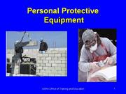 PPE Powerpoint Presentations
