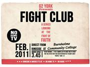 Fight Club - round three - Fighting a Great Fight of Faith