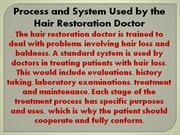 Medical Hair Restoration Guide