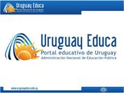 PPT Portal Uruguay Educa para Jornadas Latu