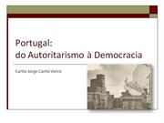 do autoritarismo a democracia.ppt