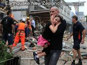 New Zealand Earthquake - 2011-02-22