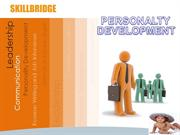 personality development