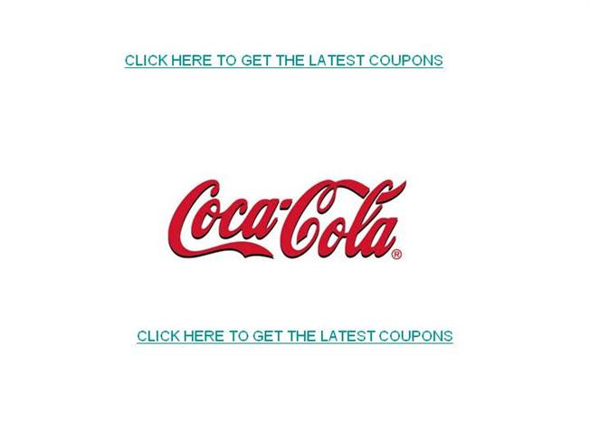 graphic regarding Coca Cola Printable Coupons named Coca Cola Discount coupons-Cost-free Printable Coca Cola Discount codes authorSTREAM