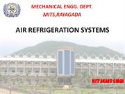 AIR REFRIGERATION SYSTEMS