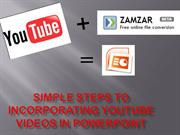 Simple Steps to Incorporating YouTube Videos In PowerPoint