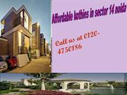 Builder kothi for sale in sector 14 Noida  ph no.0120-4750184