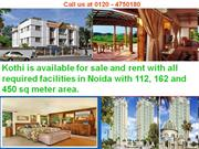 Call at 0120 4750183 New Builder kothi for Rent in Noida Sector 22