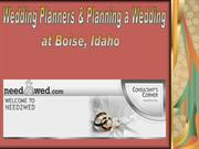 professional wedding planners boise