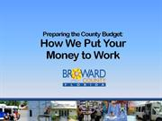 How We Put Your Money to Work.Public Budget Presentation Updated Feb.