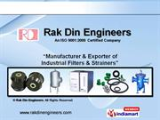Industrial & Industrial Strainers New Delhi India