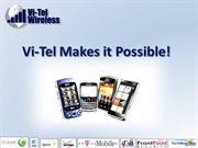 Opportunity Presentation For VI-Tel Wireless By CEO Scott Rogers