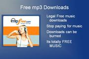 free mp3 downloads