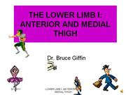THE LOWER LIMB I mpeg 2010withaudio
