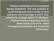 Physical Therapy Rehab Guide