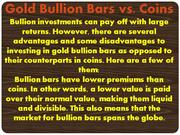 Sell Gold Bullion Guide