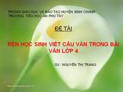TLV BAI CAU VAN TRONG BAI VAN LOP 4