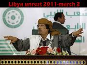 Libya Unrest - 2011-march 2