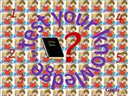 Bible quiz