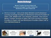 Reems Exchange - Reliable & Professional Currency Exchange Providers