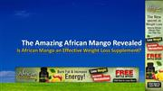 african mango extract weight loss