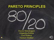 Pareto Principle BBA 360