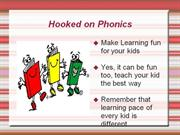 hooked on phonics, hooked on phonics review, learn to read