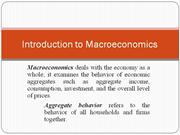 14521_Introduction to Macroeconomics