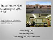 travis junior high star report