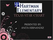 Spinning off the Texas STaR Chart
